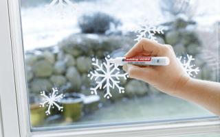 Как украсить окна на Новый год своими руками: домашние идеи оформления окон на 2021 год