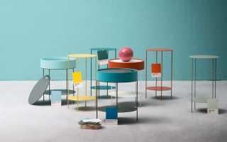 Мал, да удал: 20 дизайнерских журнальных столиков
