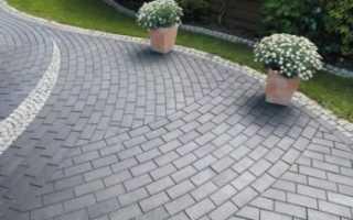 Преимущества и недостатки укладки тротуарной плитки на бетонное основание