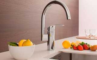 Как выбрать качественный и надежный смеситель для кухни; подробная инструкция