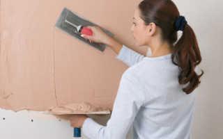 Ремонт и отделка: этапы подготовки стен под покраску