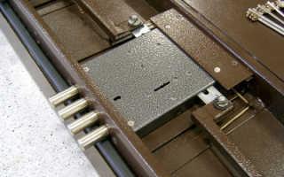Как установить замок в металлическую дверь: пошаговая инструкция