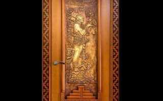 Ключевые критерии выбора резных деревянных дверей