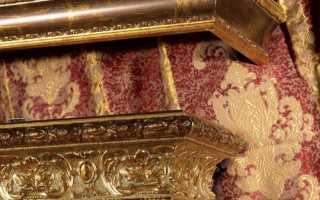 Стильные багеты для штор: характеристики и правила выбора