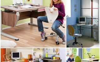 Какой стол выбрать для детской комнаты