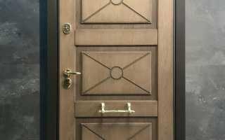 Установка металлических входных дверей – основные этапы и нюансы