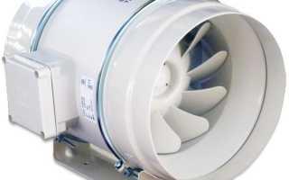 Бытовые бесшумные вентиляторы для вытяжки