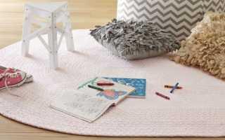 Овальные ковры на полу в интерьере: фото и описание