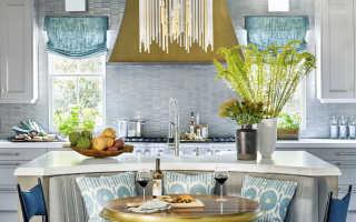 Круглый стол для кухни 2020 — 50 лучших вариантов