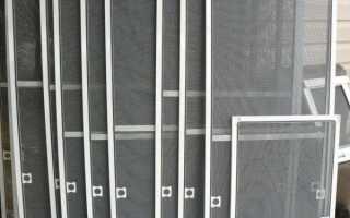 Простые и недорогие способы изготовить самодельную москитную сетку для окон