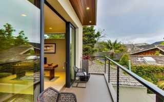 Плюсы и минусы 4 видов раздвижных дверей на балкон