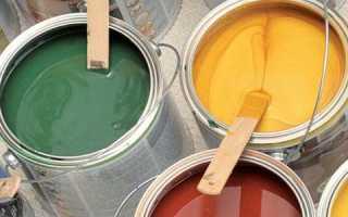 Какой краской красить деревянный пол