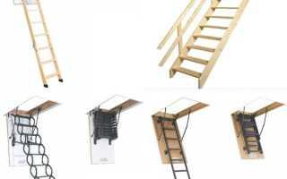 Чердачная лестница рейтинг лучших