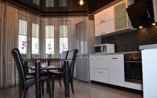 Выбираем нитяные шторы для кухни
