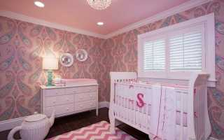 Как правильно применять для оформления интерьера розовые, лиловые или контрастно-яркие обои с розовыми цветами: идеи, варианты, примеры на фото