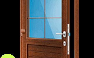 Балконные и входные пластиковые двери в Балашихе