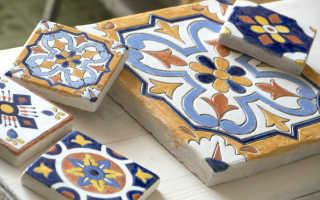 Как сделать керамическую плитку в домашних условиях: технология изготовления своими руками