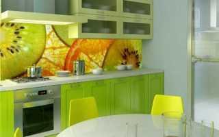 Кухонный фартук из ПВХ: выбираем материал для облицовки рабочей зоны