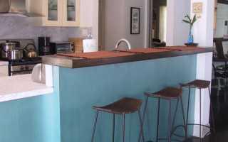 Барная стойка в гостиной; плюсы и минусы, советы по выбору, фото идеи