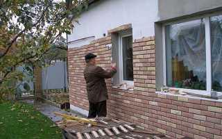 Фасадная плитка своими руками – делимся опытом изготовления