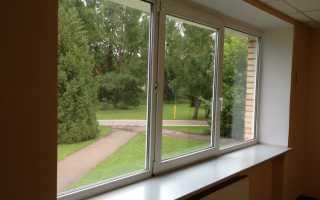 Установка откосов и подоконников на пластиковые окна
