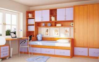 Шкаф для девочки; разновидности моделей, оформление, правила выбора
