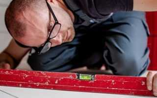 Как сделать стяжку пола с керамзитом: обзор 3 вариантов