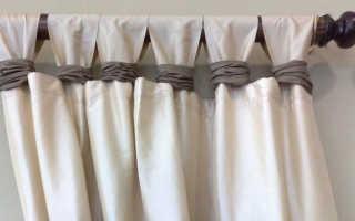 Как подобрать штору на маленькое окно: особенности разных стилей