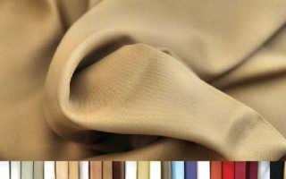 Ткань блэкаут для штор защитит не только от солнца, но и от посторонних глаз