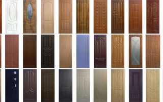 Двери с МДФ-покрытием: что это такое
