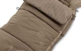 Спальный мешок для ребёнка; приобрести или сделать своими руками