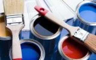 Сколько сохнет краска: обзор влияющих на скорость застывания факторов