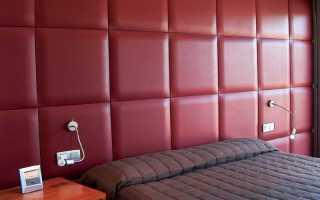 Как сделать декоративное мягкое покрытие на стены своими руками: этапы изготовления стеновых панелей, применение в интерьере и способы отделки