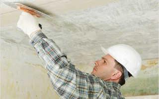 Как шпаклевать потолок: рекомендации и 6 преимуществ отделки