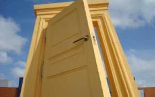 Как выбрать наличники для межкомнатных дверей
