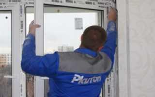 Как снять пластиковое окно наиболее легким способом