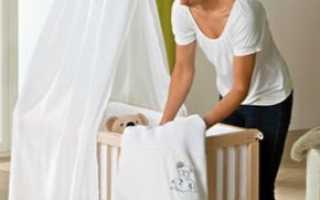 Детские кровати-качалки: модели и советы по выбору
