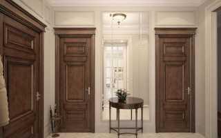 Особенности и преимущества дверей из массива