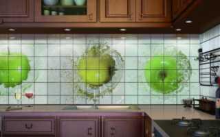 Пошаговая инструкция для ремонта на кухне: как выложить фартук из плитки своими руками