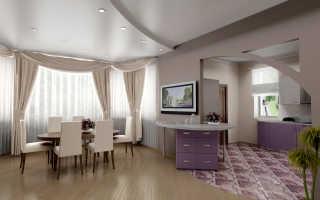 Сатиновый или матовый натяжной потолок, что лучше – отзывы