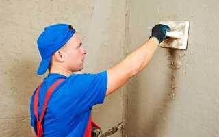 Как правильно штукатурить стены своими руками — полная инструкция