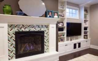 9 видов термостойкой плитки для каминов и печей: выбираем лучшую
