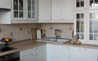 Плитка Керама Марацци для фартука на кухне