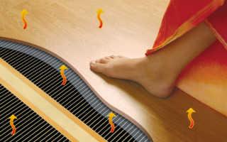 Расход электроэнергии инфракрасными пленочными теплыми полами