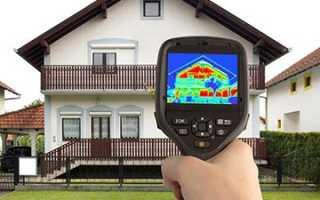 Рассчитать теплопотери дома через окна и входную дверь