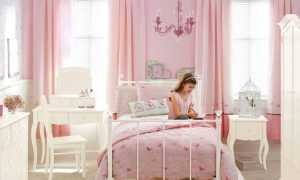 Детское покрывало на кровать для девочки
