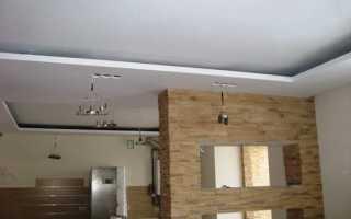 Как сделать ровный потолок