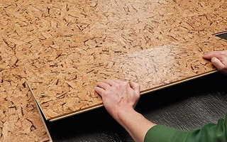 Укладка замкового пробкового пола: подготовка, пошаговая инструкция, инструменты