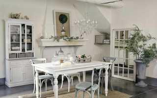 Мебель в; стиле прованс своими руками; дёшево, практично, уютно