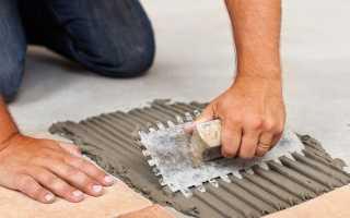 Гребенка для плитки: тонкости выбора